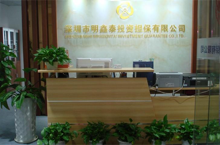 明鑫泰投资担保有限公司