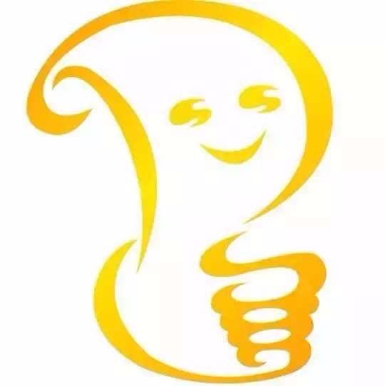 立大拇指鸡logo素材